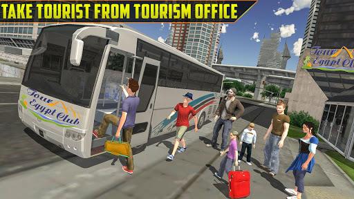 Offroad Bus Simulator Tourist Coach Driving 1.0 screenshots 1