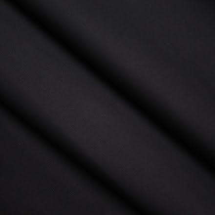 Polycotton Canvas - svart