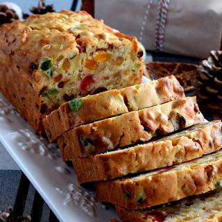 Christmas Apricot and Walnut Fruitcake Recipe