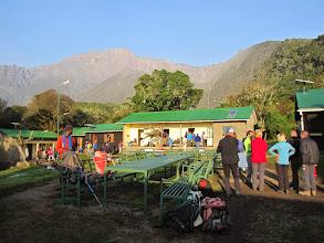Photo: Miriakamba Hut 3500m