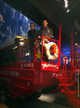Photo: duck boat in the hall of fame