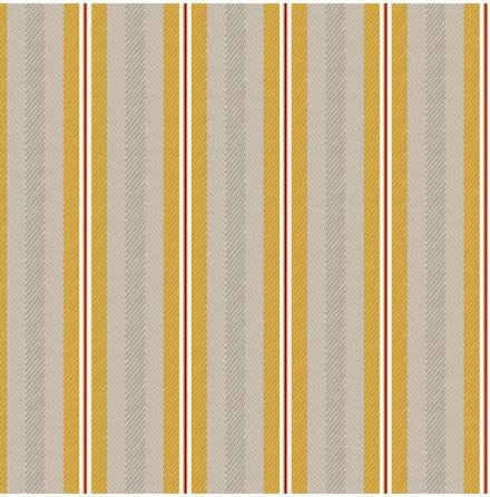 Pip 2020 Blurred Lines Tapet med linjer - Ochre/caramel
