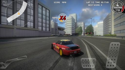 Real Drift Car Racing Lite screenshot 1