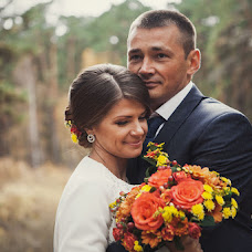 Wedding photographer Ilya Kruchinin (IlyaRum). Photo of 26.10.2015