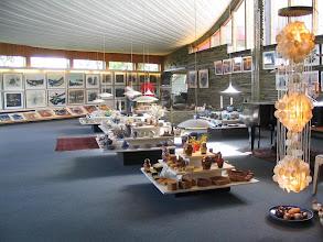 Photo: Upea Juhlsin hopeagalleria Norjan Kautokeinossa, tunnin ajomatkan päässä Majatalosta