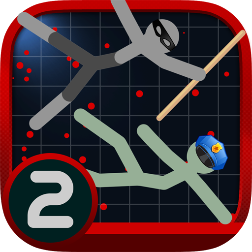 Stickman Warriors Heroes 2 (game)