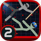 Stickman Warriors Heroes 2 icon