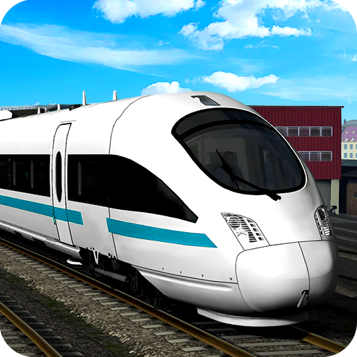 Bullet train simulation