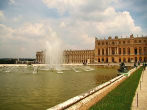 Photo: #014-Le Parterre d'eau et le château