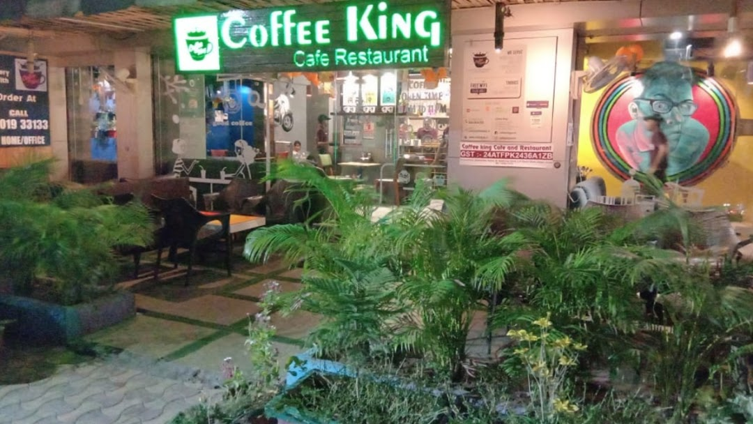 Coffee King Cafe Restaurant