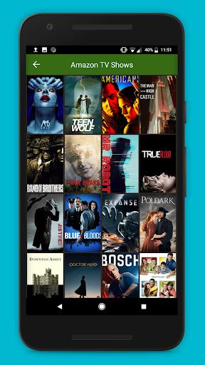 Movies on Amazon - TV Guide 1.1 screenshots 3