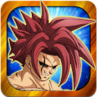 Super Saiyan Dragon Z Warriors by 3B Sentinel icon
