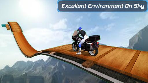 Bike Racing in sky 3D  screenshots 11
