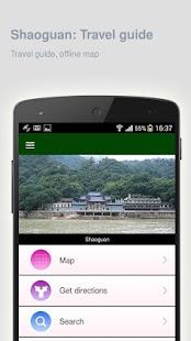 Shaoguan: Offline travel guide - náhled