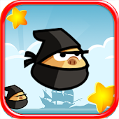 Download Angry Ninjas Pirates & Birds APK on PC