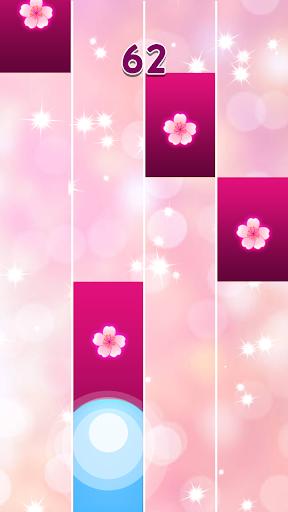 Sakura Piano Tiles for PC