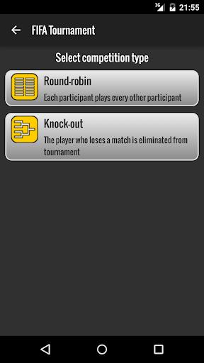 Tournament Manager 1.25 screenshots 3