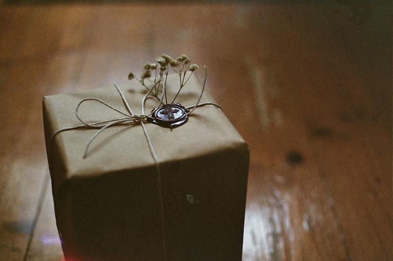 Un regalo per una persona speciale. di ThiccNicc
