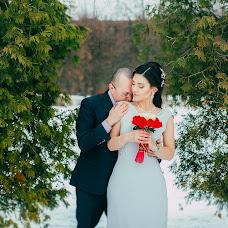 Wedding photographer Marina Gusarova (mariwkavladi). Photo of 16.02.2015