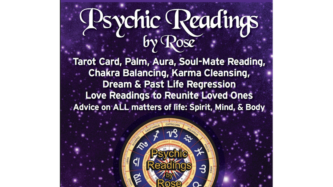 Psychic Reading by Rose - Psychic Medium in Woodstock, NY