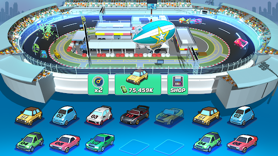 Idle Car Racing 6