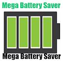 Mega Battery Saving Monitor icon