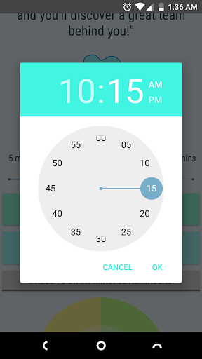 Screenshot for Productivity Motivation - Be More Productive in United States Play Store