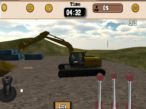 Construction Excavator Simulator 2017  screenshots 2