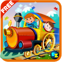 Kids Train Learning Videos ABC icon