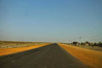 Photo: First day in Sudan from Gallava to Gedaref