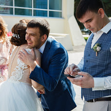 Wedding photographer Aleksandr Sachivko (sachivko). Photo of 31.01.2018