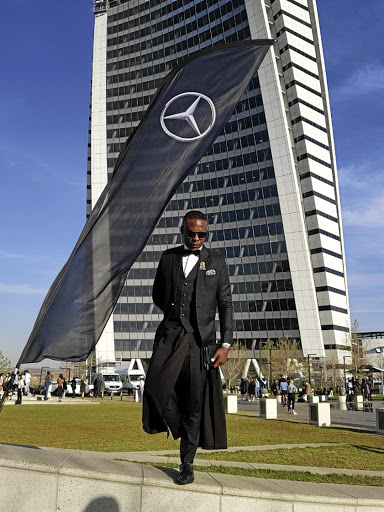 The Mall of Africa tried hosting Mercedes-Benz Fashion Week.