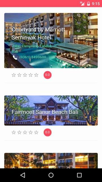 Bali Kids Guide- screenshot