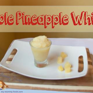 Tasty Tuesday - Dole Pineapple Whip