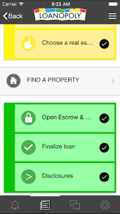 Loanopoly- Home Loans Fun&Easy- screenshot thumbnail