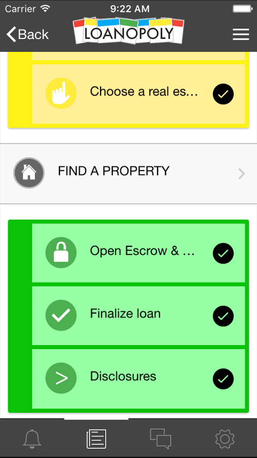 Loanopoly- Home Loans Fun&Easy- screenshot