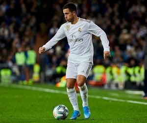 Eden Hazard juge son début de saison au Real Madrid