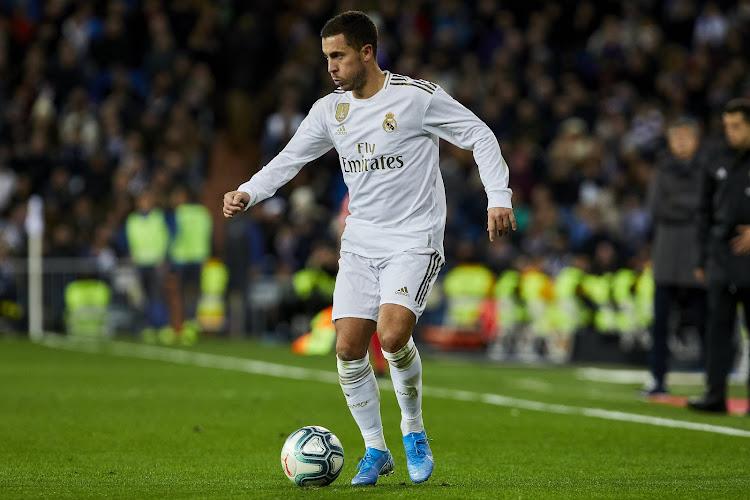 """🎥 Hazard retrouve le sourire : """"Heureux d'être de retour avec un beau but"""""""