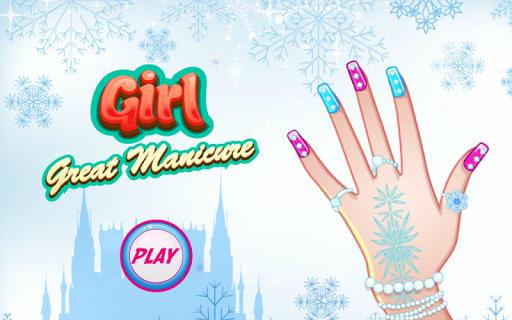 Girl Great Manicure 1.0.3 screenshots 1