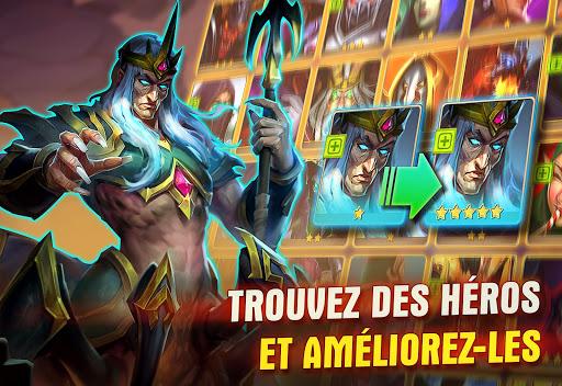 Juggernaut Wars – RPG Arène. Tour par Tour  captures d'écran 4