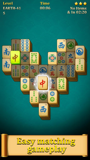 Mahjong Solitaire: Classic 4.9.1 screenshots 1