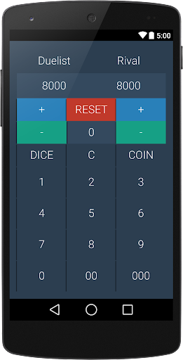 Duel Lifepoints Calculator