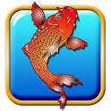 Koi Fish Live Wallpaper icon