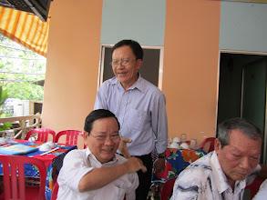 Photo: Gặp gỡ Thầy Tuấn lần 1 ngày 7-5-2011 tại quán Chim Rừng đường Kỳ Đồng Q3