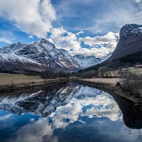 by Sverre Sebjørnsen - Landscapes Cloud Formations