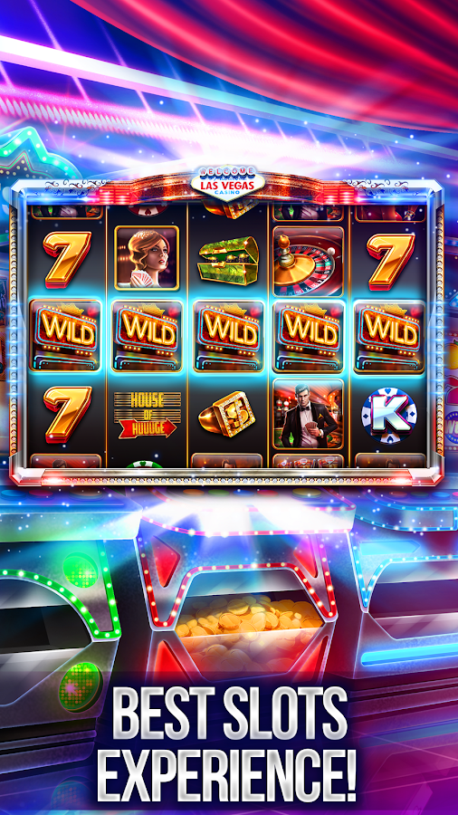 THE BEST SLOTS ON THE NET!