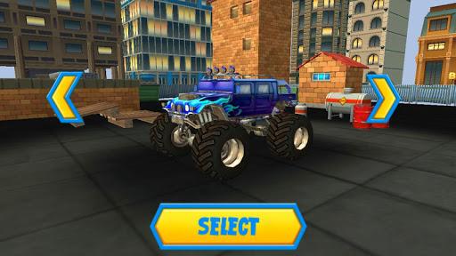 Monster trucks for Kids screenshots 10