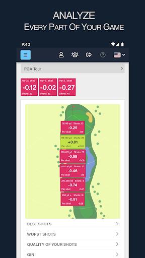 Fore™ - Golf Game Tracking screenshot 6