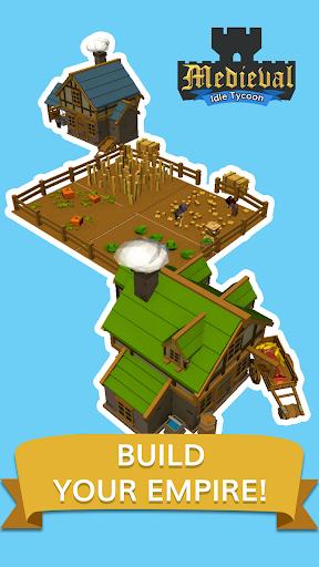 Medieval: Idle Tycoon - Idle Clicker Tycoon Game apktram screenshots 3