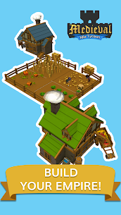 Medieval: Idle Tycoon – Idle Clicker Tycoon Game 3